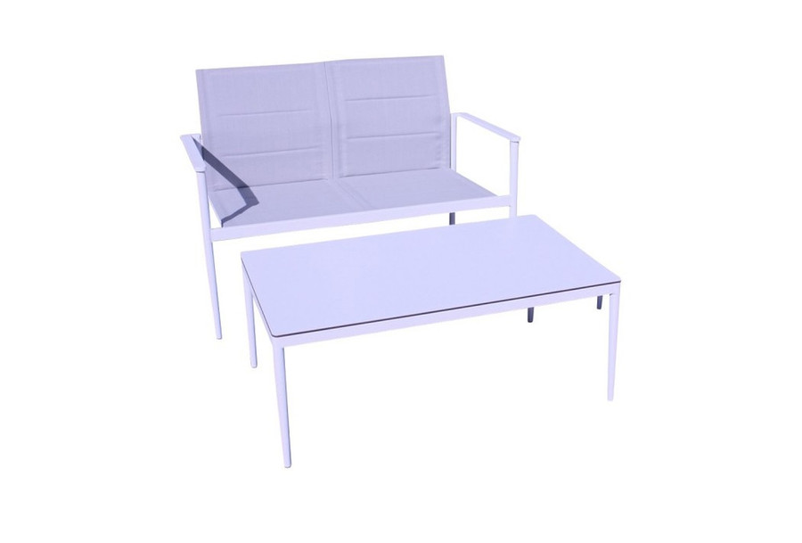 Othaniel Outdoor 2 Person Sofa