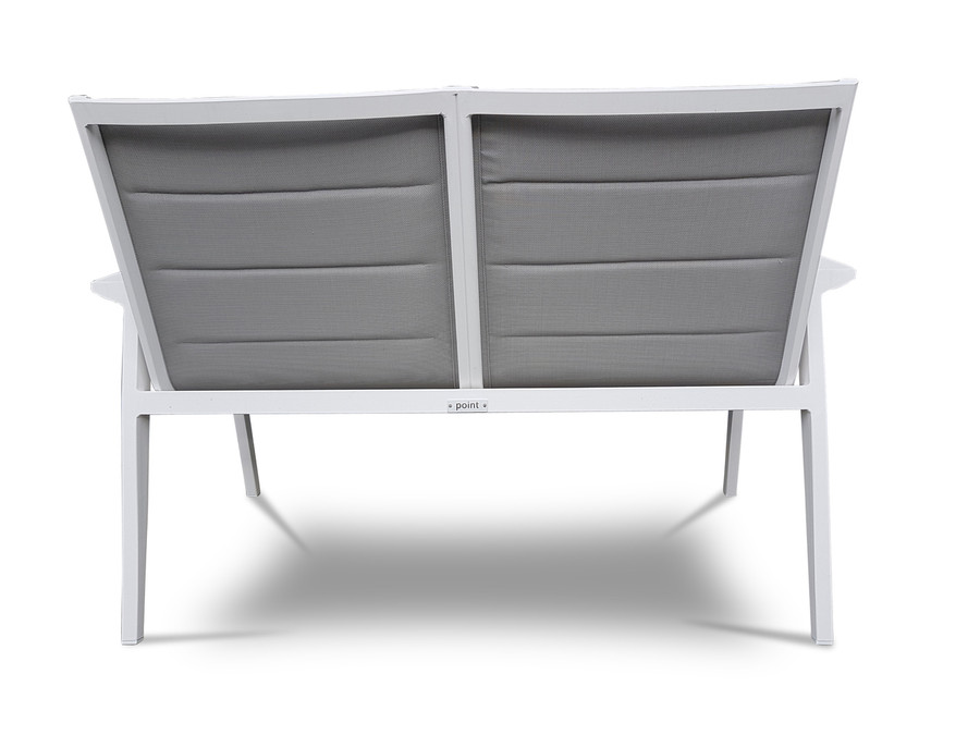Ether Outdoor 2 Person Sofa