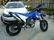 Yamaha WR250R + WR250X WORKS Exhaust System