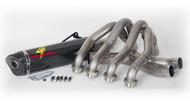 Graves Motorsports Yamaha FZ10 MT-10 Full Titanium Exhaust