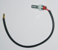 Graves Banjo bolt pressure switch for brake light activation.