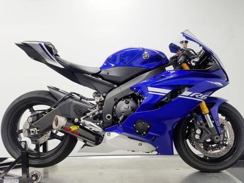 Yamaha R6 Full Titanium