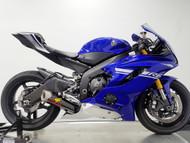 Yamaha R6 Full Titanium - Carbon WORKS 7 Exhaust