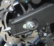 Graves Motorsports Yamaha R3 Chain Adjuster Retention Set