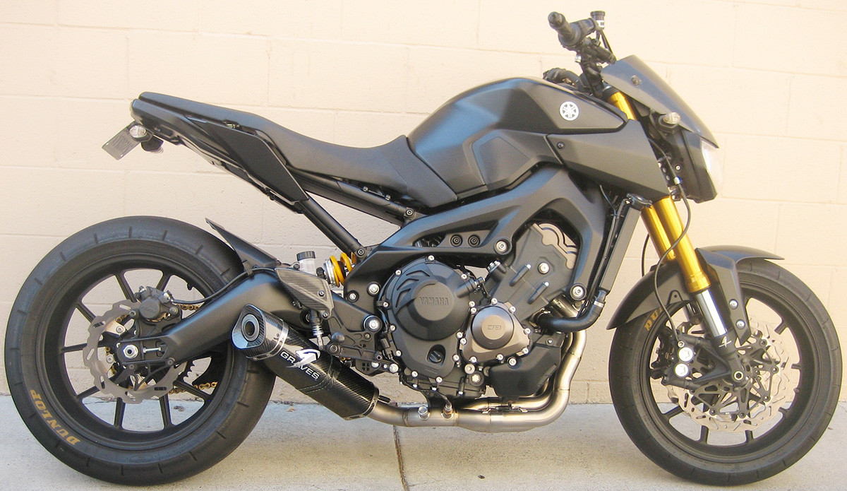 FZ-09 / MT-09 / FJ-09 / Tracer 900 / XSR-900 Graves Ultimate Performance  Package