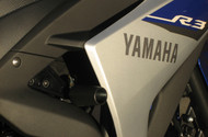 Graves Motorsports Yamaha R3 Frame Sliders