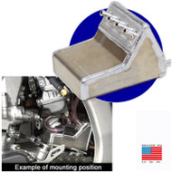 Graves Motorsports Supermoto Carburetor Catch Tank