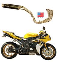 Graves Motorsports Yamaha R1 Full Titanium Exhaust System 2004-2006