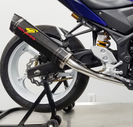 Graves Motorsports Yamaha R3 Cat-Eliminator Exhaust System