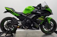Kawasaki Ninja 650 Full Exhaust System