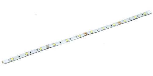 "12"" LED Tape Light Strip in warm white"