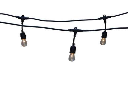 Vintage Series String Lights - Product View