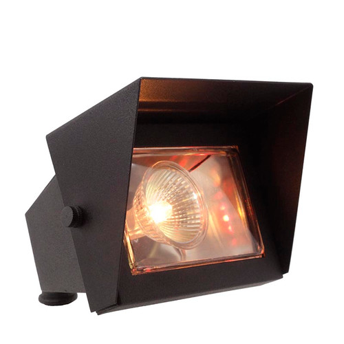 Deluxe Brass Floodlight PDSX111 (shown in black)