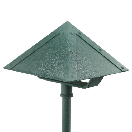 Pyramid Area Light PA003 (shown in verdi)