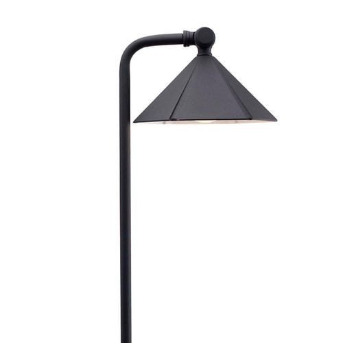 LED Modified Bell Brass Pathway Light LED-PPG030 Black