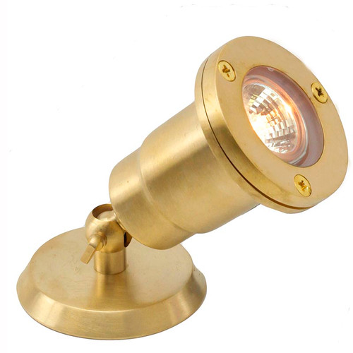 LED Brass Underwater Light LEDX707