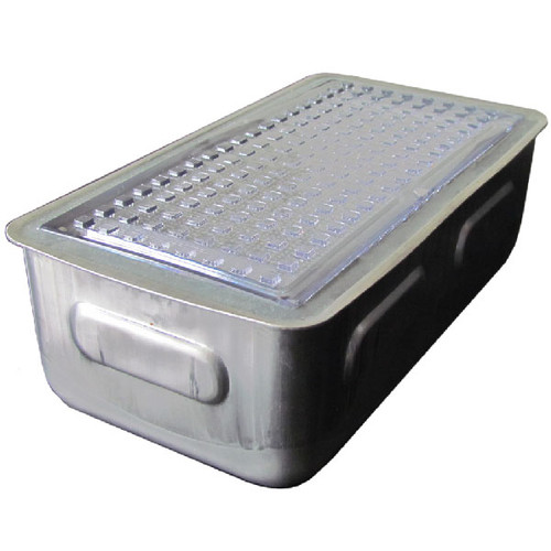 Large Rectangle Solar LED Accent Paver Light SL9