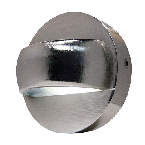 "LED 3.5"" Cast Brass Bi-Directional Step Light LEDS68"