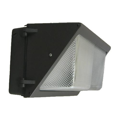403E Series Electronic Ballast Large Shallow Fluorescent Wall Pack Fixture