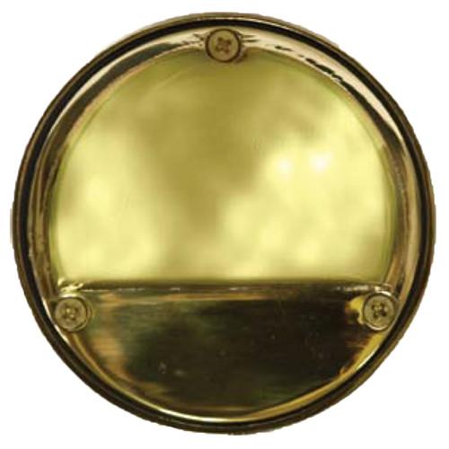 Brass Face View