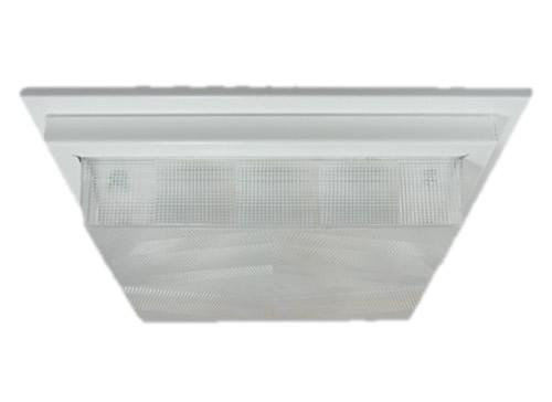 100 Series Square Shallow Commercial Ceiling/Wall Light