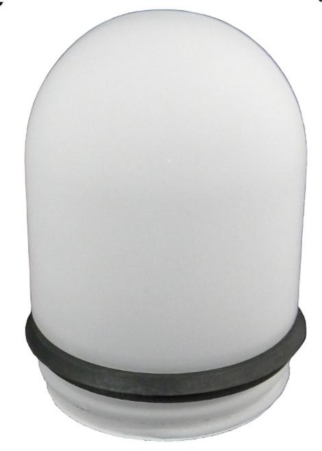 3 Tier Pagoda Frosted Glass Jar PAT3R-GJF