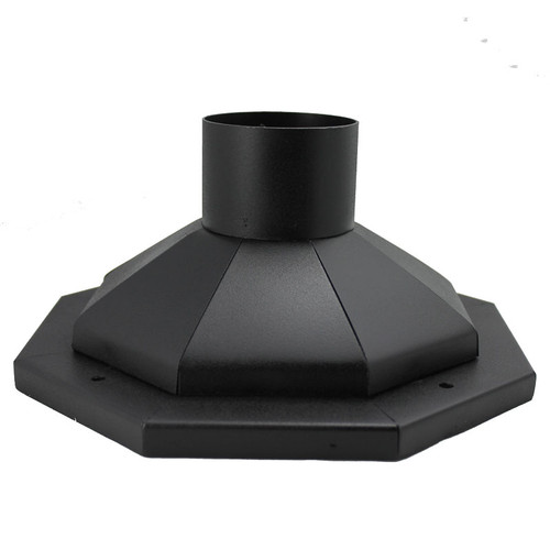 PP12 Base Mount Black