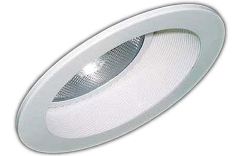 "6"" Slope Baffle Recessed Lighting Trim CST1"