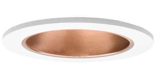 Shown with Copper Reflector / White Trim