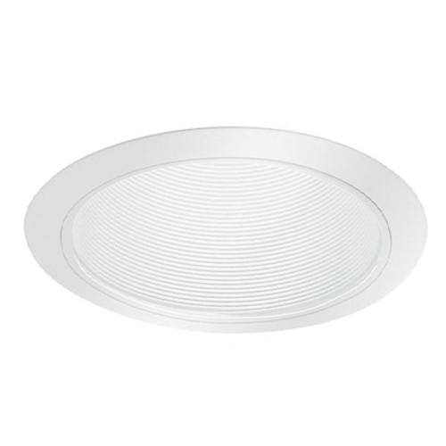 Shown with White Baffle / White Trim Ring