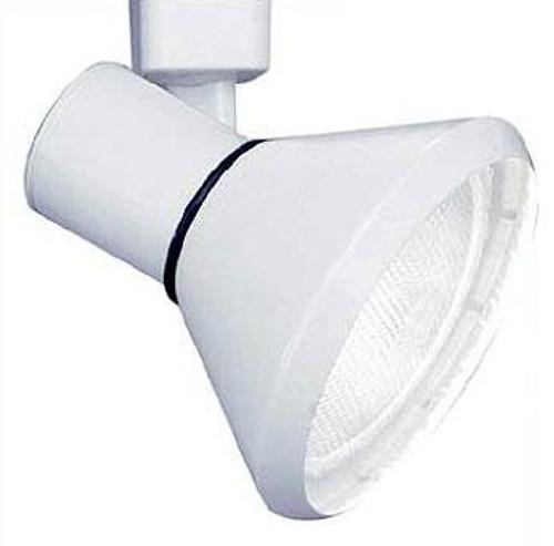 120v Track Head Light CTHL-A3 White