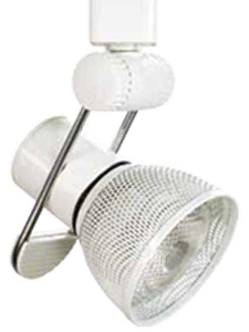 120v Track Head Light CTHL-A9 White