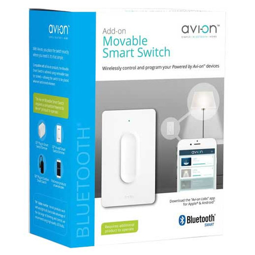 Add on - Movable Smart Switch - App Controlled