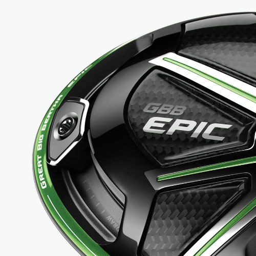 Buy the Callaway GBB Epic Driver, stock or custom from Just Say Golf.