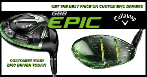 Callaway Epic Driver on sale at Just Say Golf