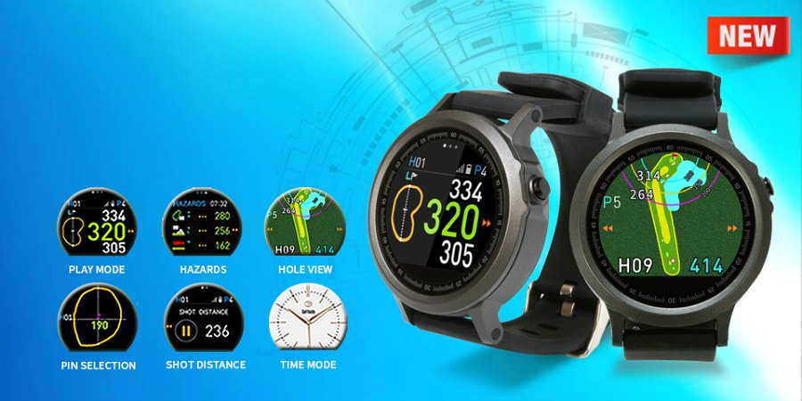 Buy the Golfbuddy WTX Golf GPS Smart Watch at the lowest price.