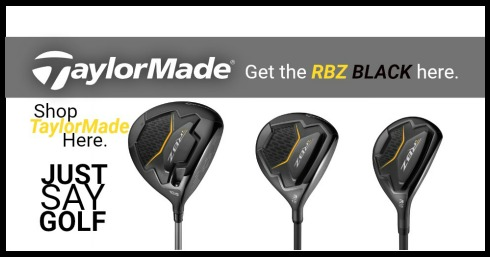 Taylormade RBZ Black Driver, Fairway Woods and hybrids at Just Say Golf