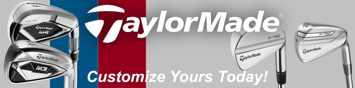 Taylormade Irons Banner