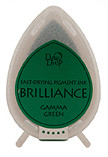 Dew Drop Brilliance Inks - Gamma Green