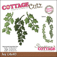 CottageCutz Die - Ivy Made Easy