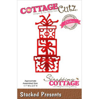 CottageCutz Elites Die - Stacked Presents
