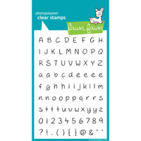 Lawn Fawn Stamps - Jessie''s ABCs