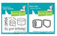 Lawn Fawn Stamps & Dies Bundle - Year Three