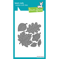 Lawn Fawn Dies - Stitched Leaves