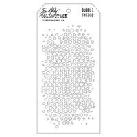 Tim Holtz Layered Stencil - Bubble