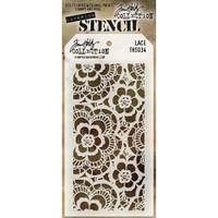 Tim Holtz Layered Stencil - Lace