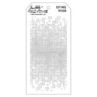 Tim Holtz Layered Stencil - Dot Fade