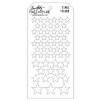 Tim Holtz Layered Stencil - Stars