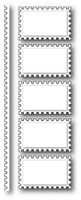 Memory Box Die - Postage Strip