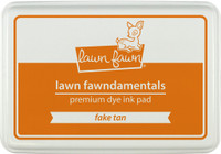 Lawn Fawn Ink Pad - Fake Tan